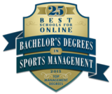 Top Management Degrees Award Logo