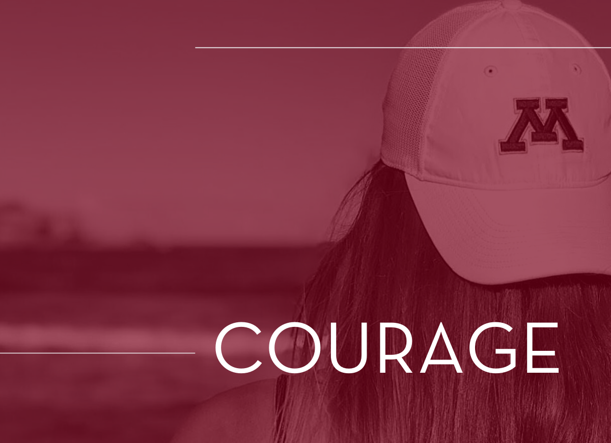 Cultivate Courage at the University of Minnesota Crookston