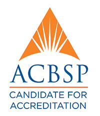 Accreditation Council for Business School & Programs (ACBSP) Candidate Logo