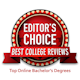 Best College Reviews Badge