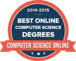 Computer Science Online Award Logo