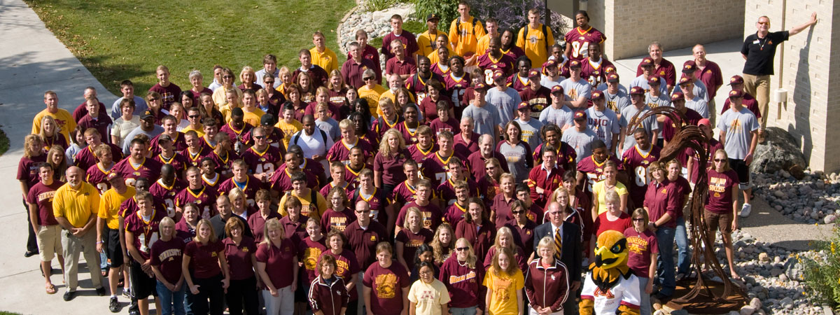 Group photo of Faculty and Staff