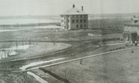 UMC Campus in 1905 as the Northwest School of Agriculture