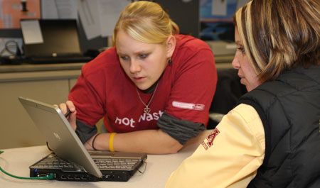 College in the High School Technology Assistance