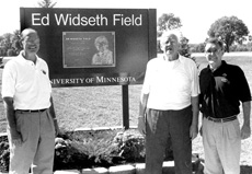 Ed Widseth Field Sign