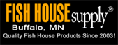 Fish House Supply Logo