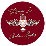 "Listen and subscribe to the University of Minnesota Crookston's ""Flying In"" Podcast"