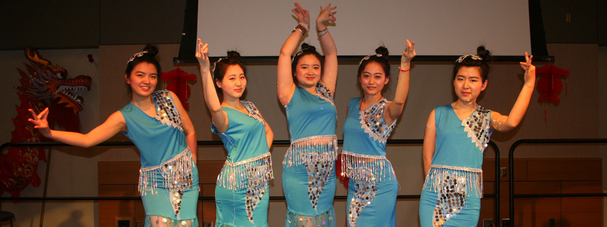 Korean Dance International Dinner