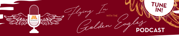 Flying in with the Golden Eagles Podcast - Listen and subscribe today!