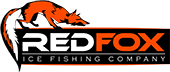 Red Fox Ice Fishing Company Logo