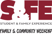 Student and Family Experience Community Weekend