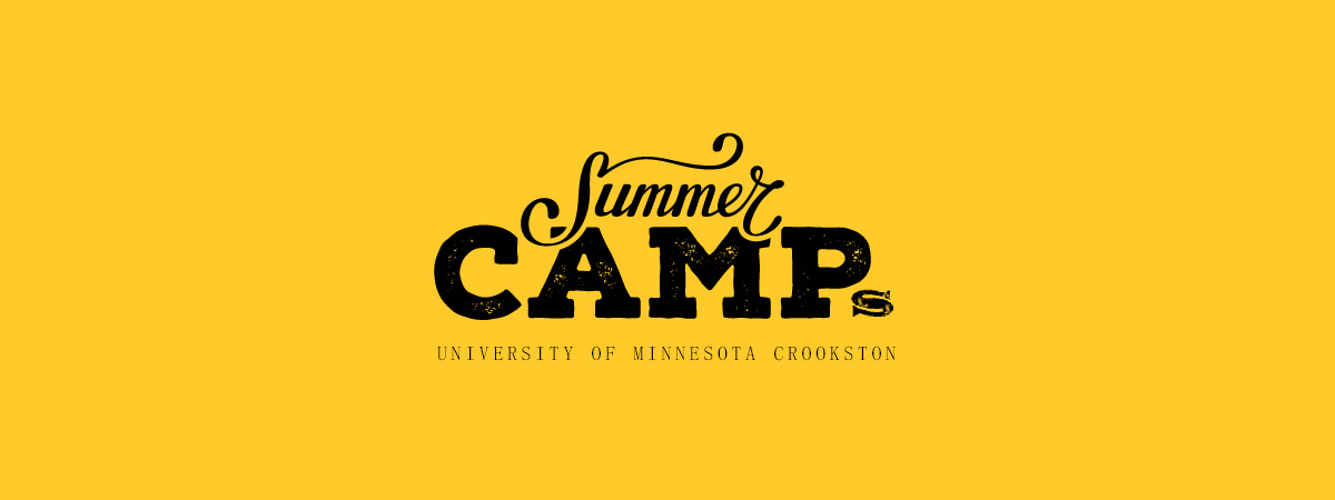 Summer Camps at the University of Minnesota Crookston logo