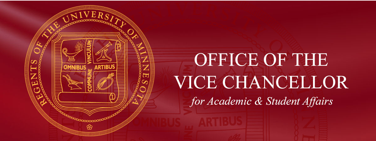 Office of the Vice Chancellor for Academic & Student Affairs