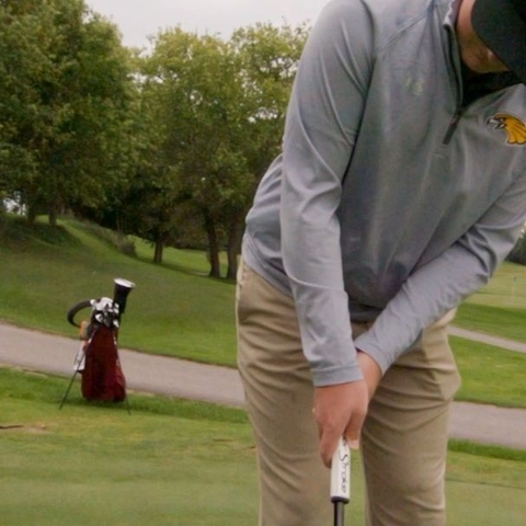Golden Eagle Men's Golfer