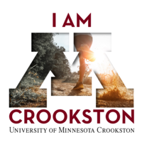 "I am Crookston, Cross Country edition for a Social Media ""Profile"" Image"
