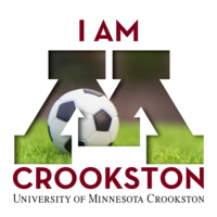 "I am Crookston, Soccer edition for a Social Media ""Profile"" Image"