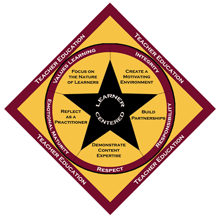 Teacher Education Conceptual Framework Icon