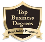 "UMC ranked among the top 21 (at number 1) ""Online Bachelor's in International Business Programs"" in the nation for 2018 by Top Business Schools and Degrees Award Badge"