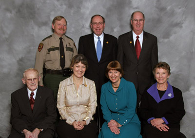 Torch and Shield Recipients for 2005