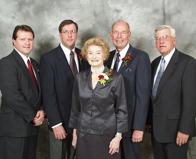 Torch and Shield Recipients for 2003