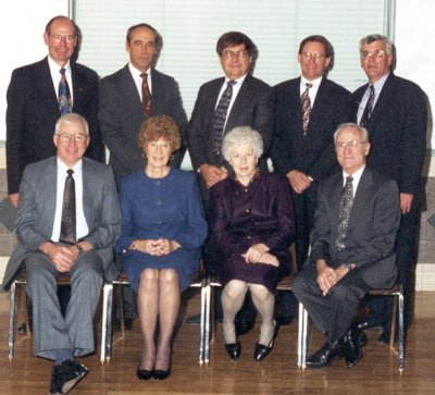 Torch and Shield Recipients for 1994