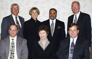 Torch and Shield Recipients for 1998