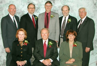 Torch and Shield Recipients for 2002