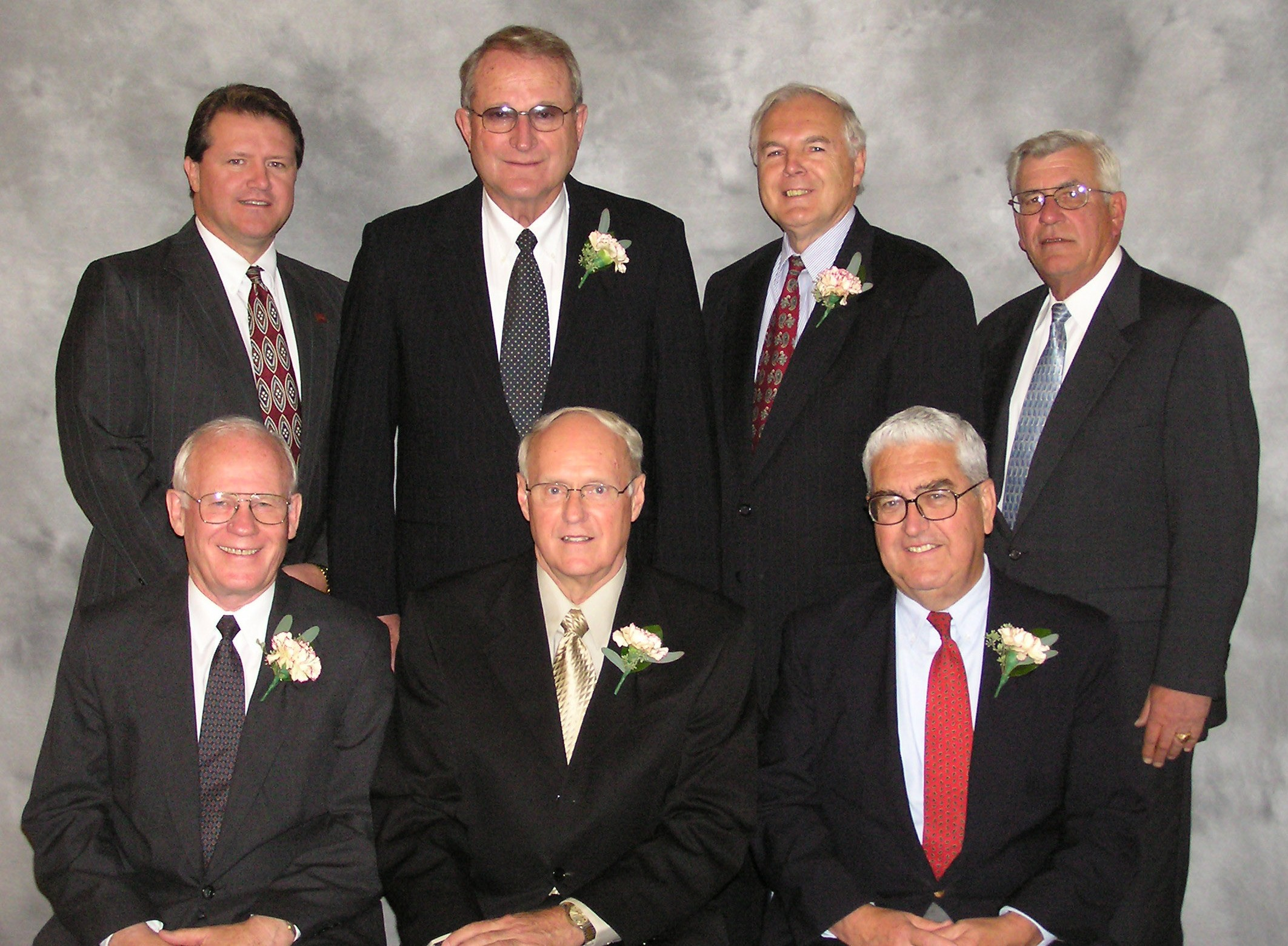 Torch and Shield Recipients for 2004
