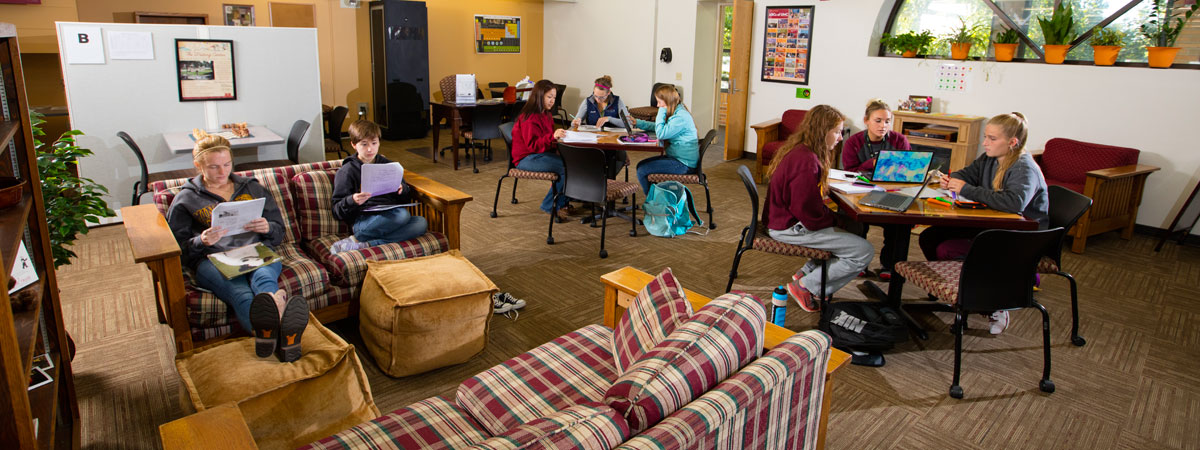 Academic Success Center Lounge