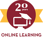 University of Minnesota Crookston is celebrating 20 years of online learning!