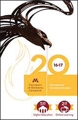 UMC 2016-2017 Viewbook Cover