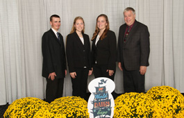 World Dairy Expo team