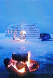 Zippel Bay Igloo